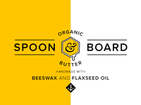Spoon and Board Butter