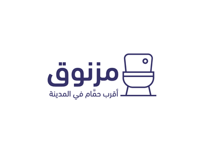 Maznoq Logo - Option 1 mobile toilet app maznoq