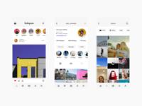 Instagram App Brand New