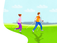 Nordic Walking (All seasons)
