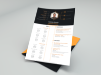 Creative CV for Designers