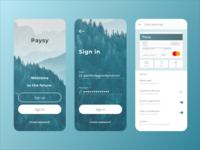 Mobile App Design #002