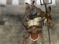 Rhino Retiarius