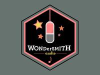 Wondersmith Logo Sketch Dark