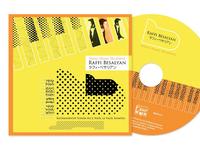 Album Design for Raffi Besalyan