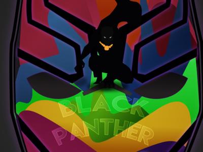 Black Panther Mask Concept