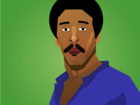 Richard Pryor Vector