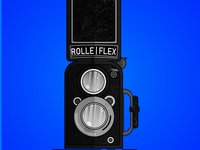 Rolleflex Camera