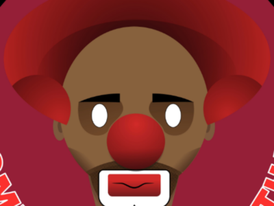 Homey D Clown television 90s character design illustrator illustration character tv show comedy clown tv in living color