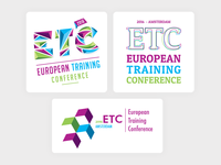 New logo: ETC