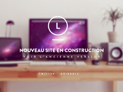 Hello dribbble new portfolio workspace bureau hello dribbble website coming soon