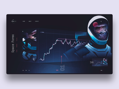 SFx. Space Forex forex landing forex web space ui space landing space website space design space forex uiux graphic design ui designer web site web design ux design ui ux design ui ux ui design landing page interface ui landing interface designer