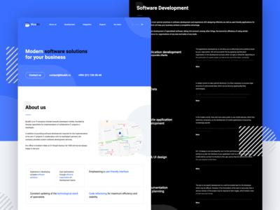BB Agency | Landing page