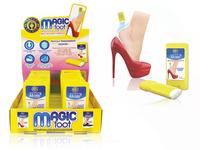 Embalagem Expositora Magic Foot