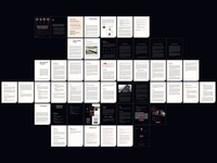 Jolocom whitepaper flatplan identity decentralization blockchain layout page transition branding whitepaper