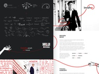 Involve Inc. brand identity - visual concept part