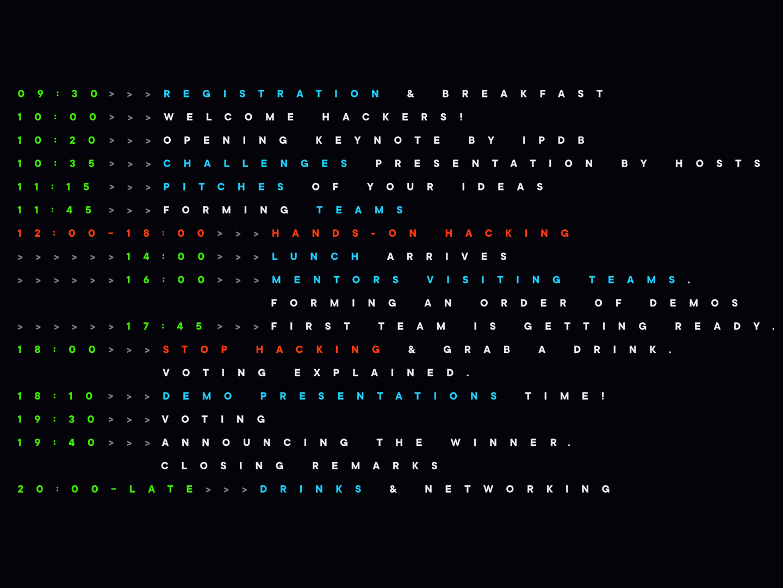 Ipdb hackathon program  nezhynska