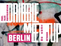 Dribbble Berlin meetup