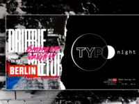 DWeb.Design Berlin Typonight - Join us on May 15