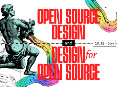 DWeb.Design #3 is coming open source community berlin cover meetup