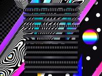 Retro Vibe Poster