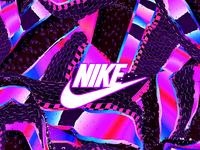 Nike Vaporwave Concept