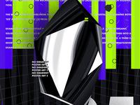 05 No Gradient Poster Art