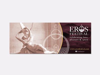 Eros Fabric Banner illustration indesign banner logo photoshop brand and identity graphic design branding