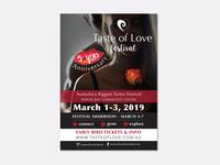 Taste of love poster