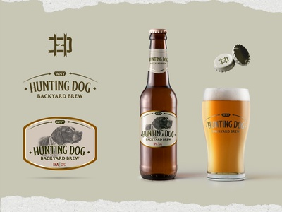 Hunting Dog Beer