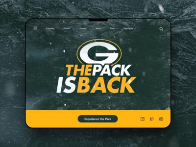Packer App Concept