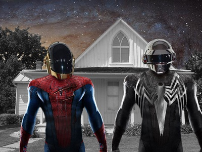 Daft American Spider
