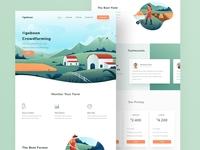 Farming Website