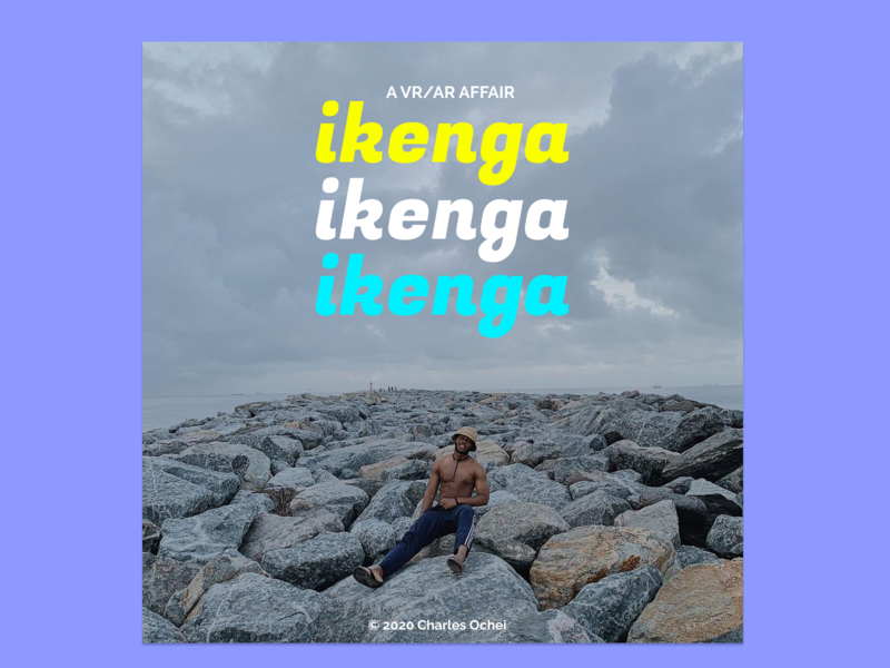Ikenga: A Film Cover