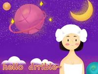 Hello Dribble~~nice to meet you~