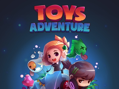 Toys Adventure project