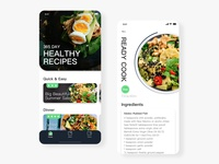 Healthy Recipes App