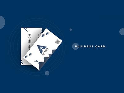 Visiting Card- Ananya Travel World webdesign website visiting cards travel agency visiting card visiting card design travel agency card businesscard visitingcard design