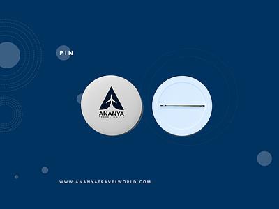 Pin Design For Travel Agency travel website tour agency graphicdesign web design travel agency pin design design