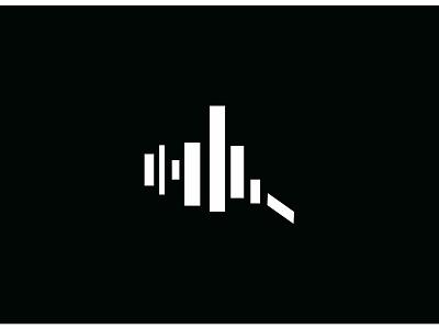 Equalizer Music Logo Model Bird sound design sound wave music logo equalizer music art music clean animal logo animal icon animal simple design simple design minimalist graphic design logo icon branding