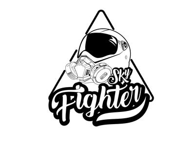 Sky Fighter Logo