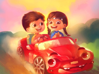 Happy kids :)