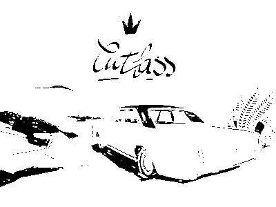 Illustration for the Cutlass Car Club
