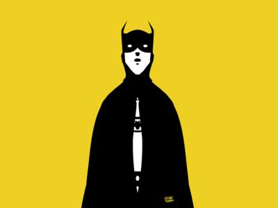 Oscar Rubio Batman
