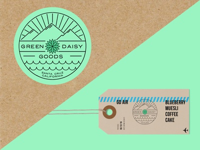 Green Daisy Goods