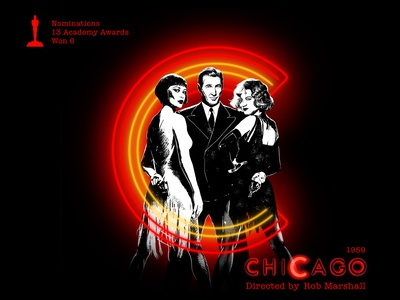 C for movie 'Chicago'.