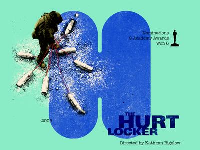 H for movie 'The Hurt Locker'.