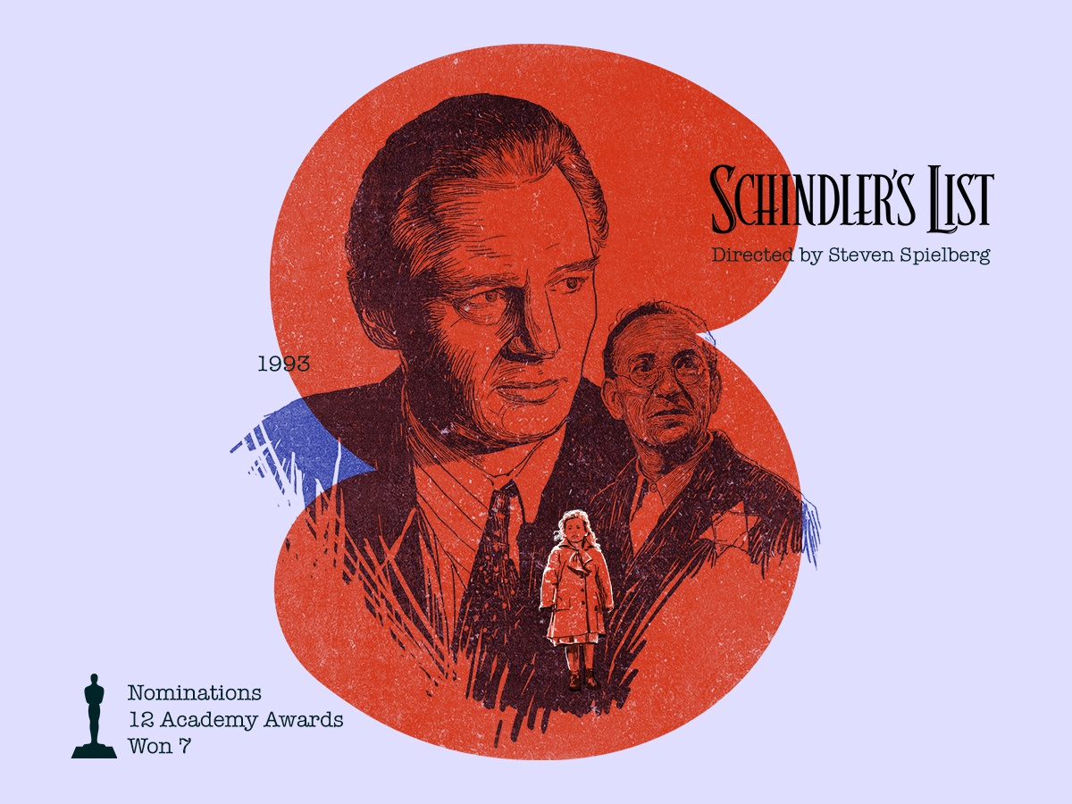 S for movie 'Schindler's list'. steven spielberg schindlers list woodcut portrait winner typography type art type india photoshop type daily digital academy awards movie illustration hollywood graphic design graphic art 36daysoftype drawing