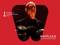 W for movie 'Whiplash'.