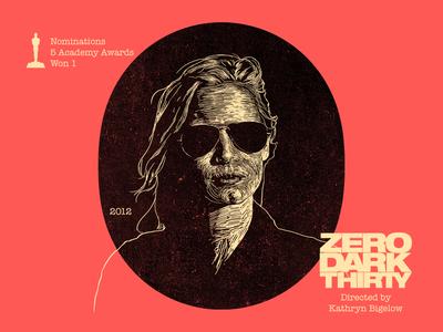 0 for movie 'Zero Dark Thirty'.